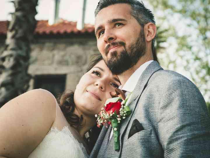 O casamento de Alexandra e Pacôme