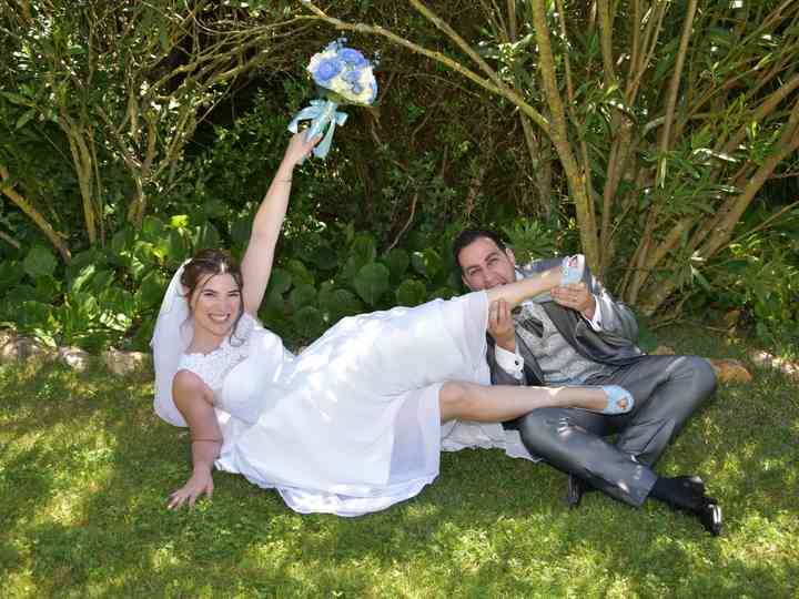 O casamento de Liliana e Diogo