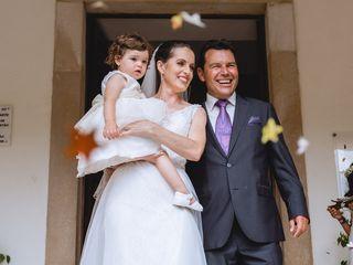 O casamento de Tânia e Paulo