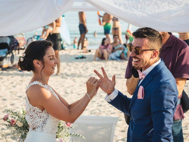O casamento de Francisco e Elena em Altura, Castro Marim 19