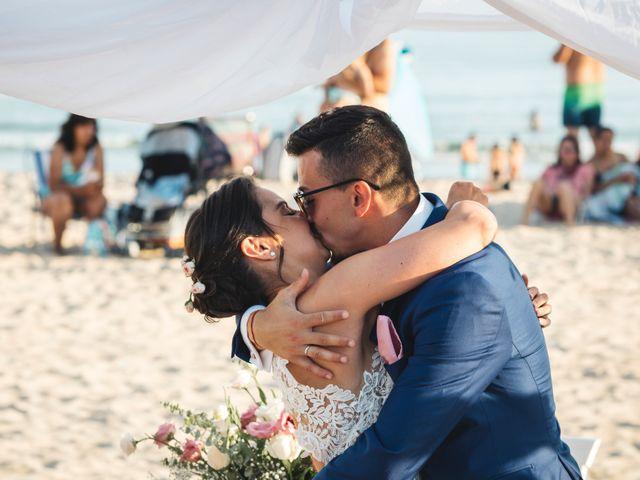 O casamento de Francisco e Elena em Altura, Castro Marim 20