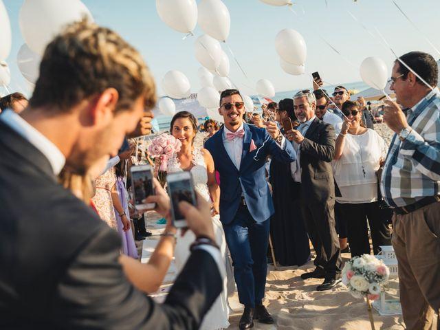 O casamento de Francisco e Elena em Altura, Castro Marim 22