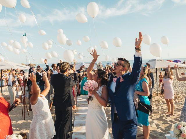 O casamento de Francisco e Elena em Altura, Castro Marim 23