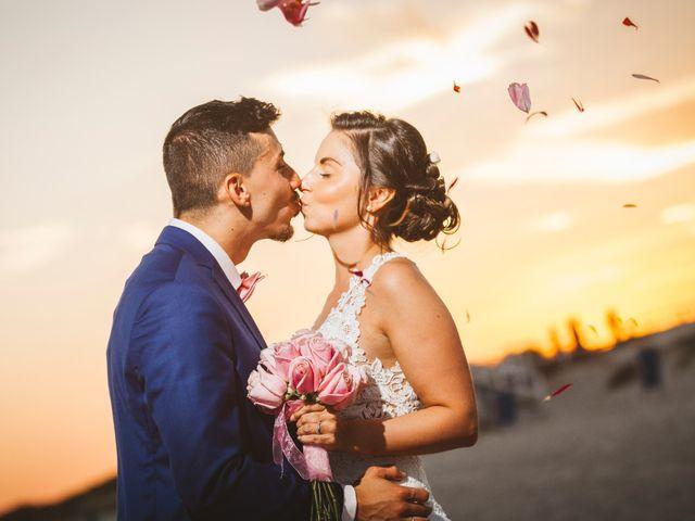 O casamento de Francisco e Elena em Altura, Castro Marim 30