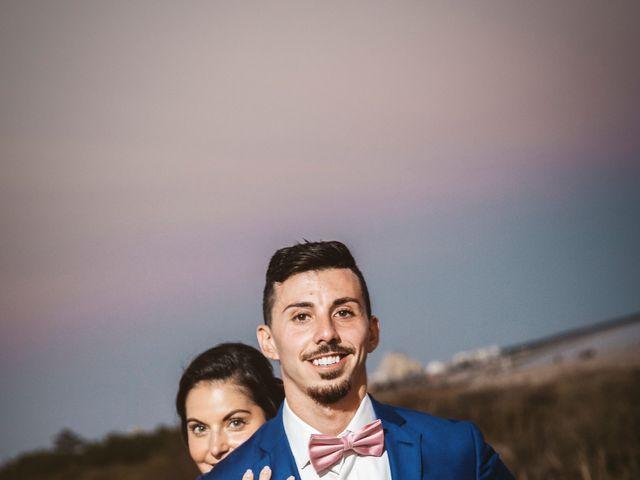 O casamento de Francisco e Elena em Altura, Castro Marim 33