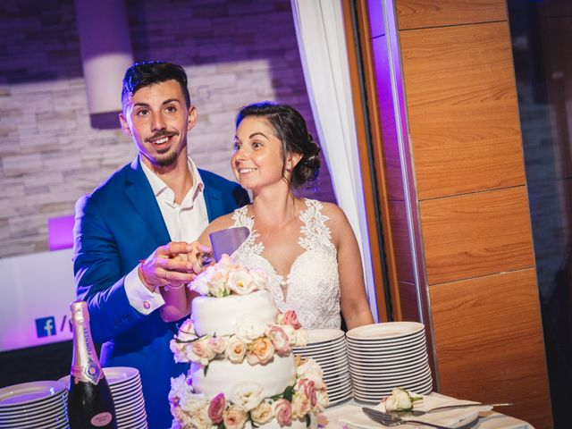 O casamento de Francisco e Elena em Altura, Castro Marim 41