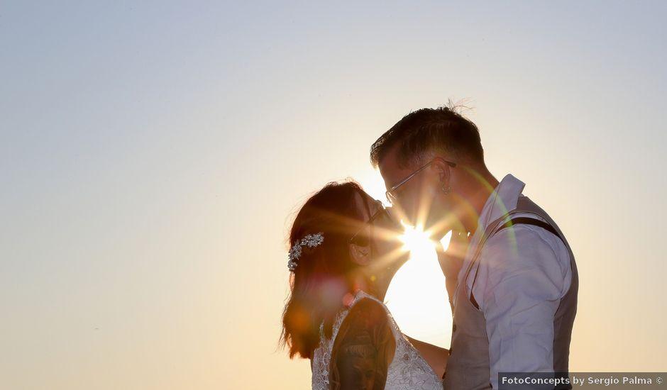 O casamento de Nuno e Cátia em Faro, Faro (Concelho)