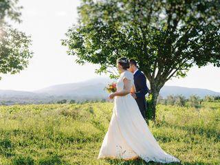 O casamento de Débora e Francisco