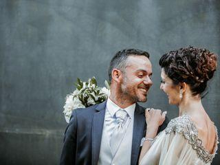 O casamento de Rosa e Bruno