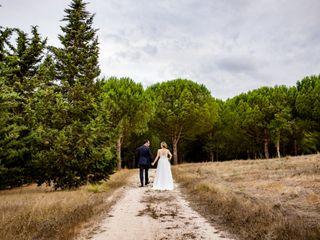 O casamento de Sofia e Pedro