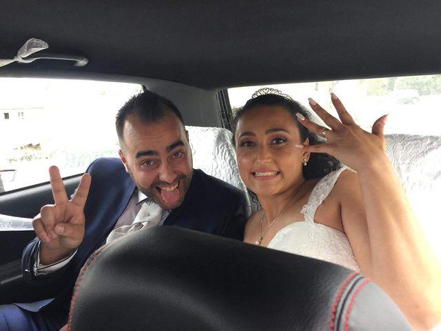 O casamento de Solange e Hugo