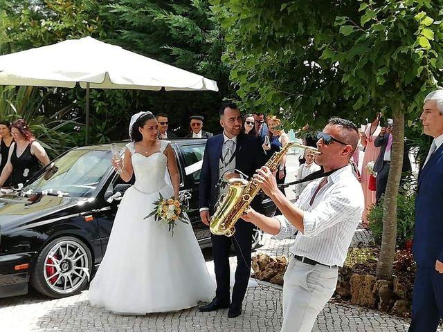 O casamento de Hugo e Solange em Mendiga, Porto de Mós 3