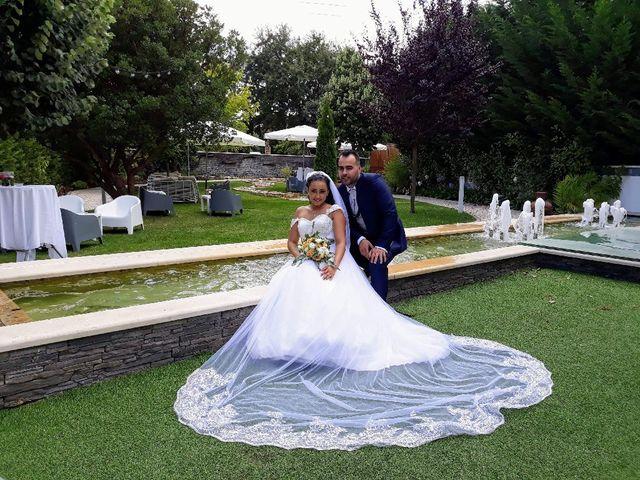 O casamento de Hugo e Solange em Mendiga, Porto de Mós 1