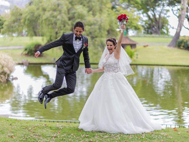 O casamento de Sandra e João