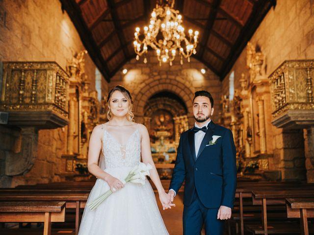 O casamento de Aude e Daniel
