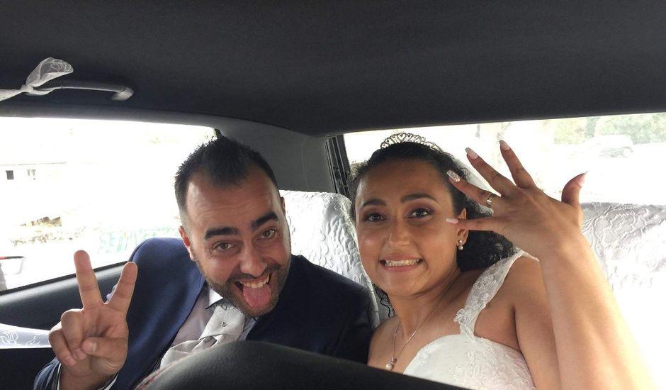 O casamento de Hugo e Solange em Mendiga, Porto de Mós