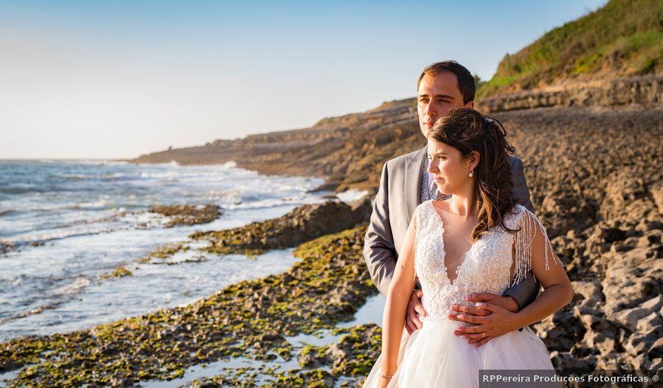 O casamento de César e Ana em Sapataria, Sobral de Monte Agraço