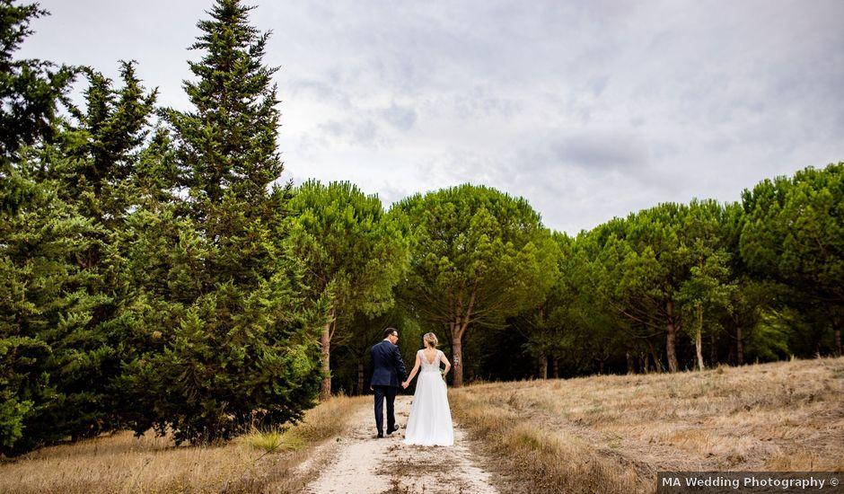 O casamento de Pedro e Sofia em Mafra, Mafra