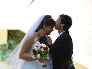 O casamento de Alexandra e Rafael