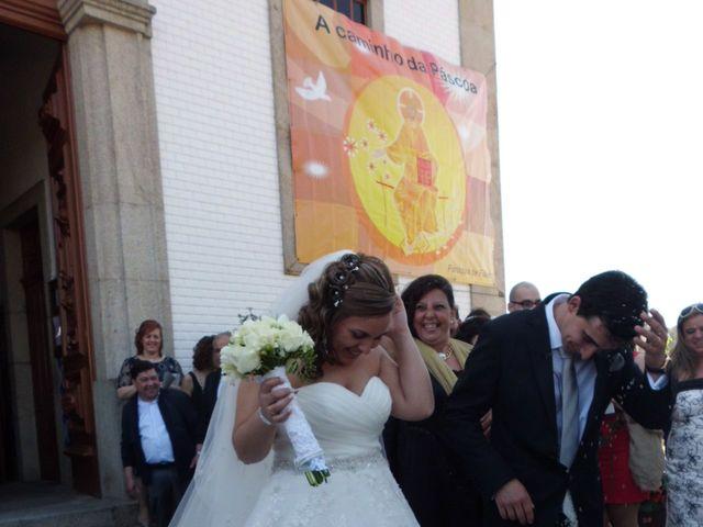 O casamento de Vasco e Ana em Fiães, Santa Maria da Feira 1