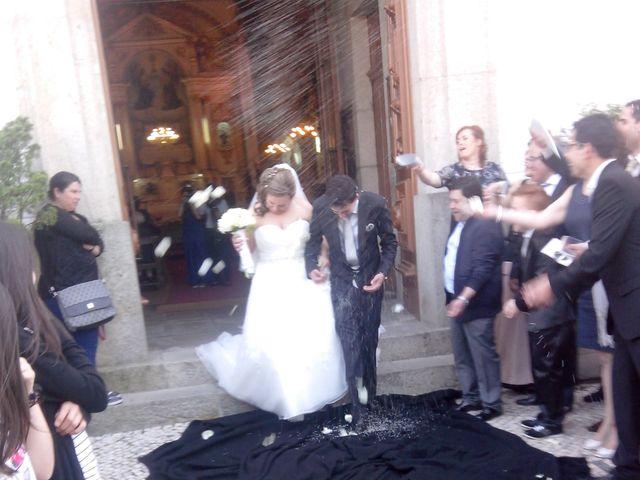 O casamento de Vasco e Ana em Fiães, Santa Maria da Feira 6