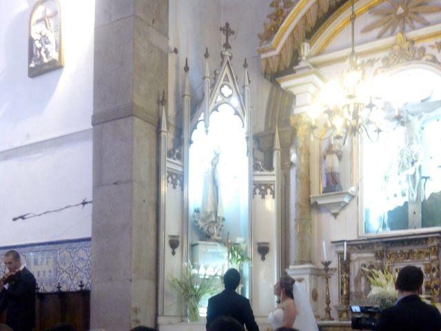 O casamento de Vasco e Ana em Fiães, Santa Maria da Feira 7
