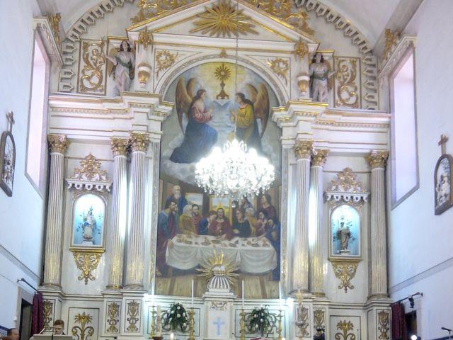O casamento de Vasco e Ana em Fiães, Santa Maria da Feira 8