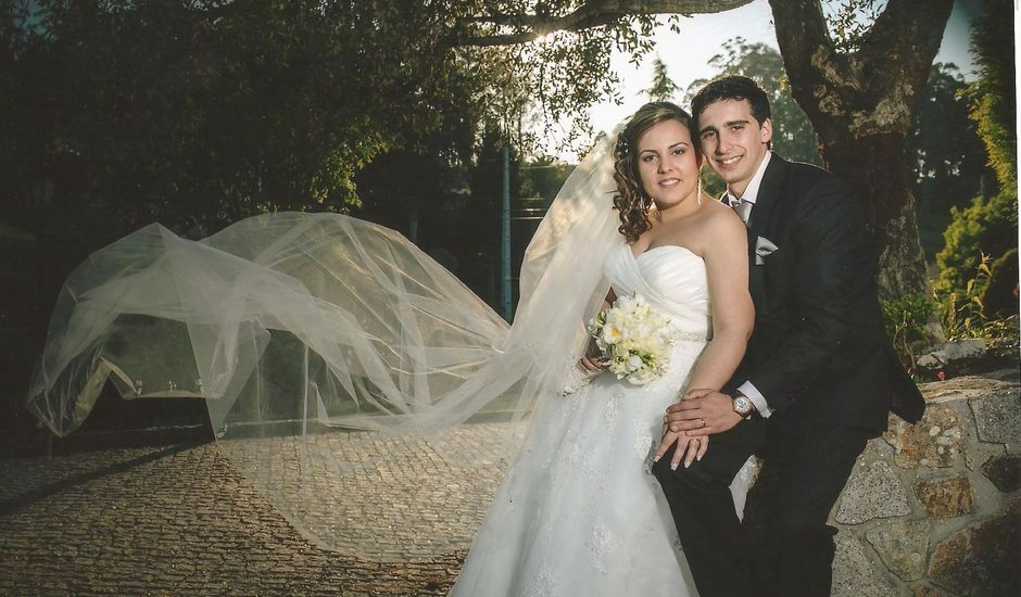 O casamento de Vasco e Ana em Fiães, Santa Maria da Feira