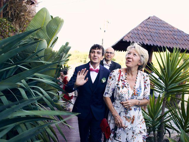 O casamento de Benoit e Kheira em Costa de Caparica, Almada 9