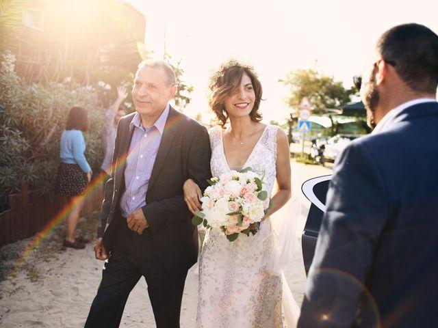 O casamento de Benoit e Kheira em Costa de Caparica, Almada 10