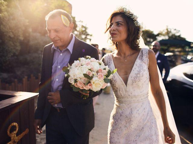 O casamento de Benoit e Kheira em Costa de Caparica, Almada 11