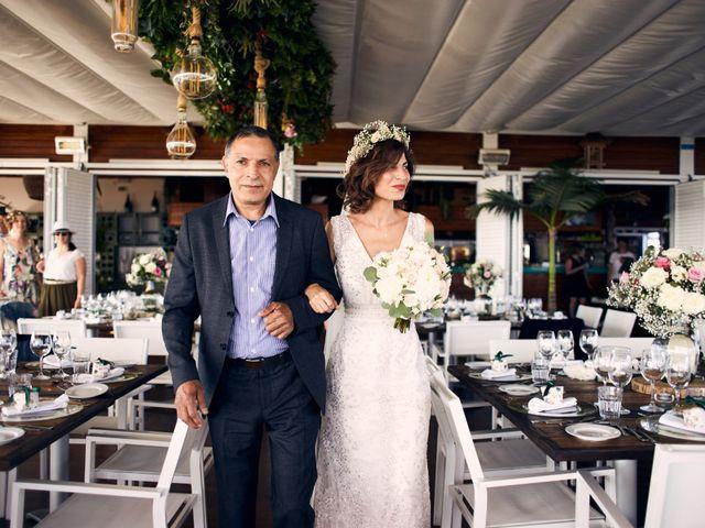 O casamento de Benoit e Kheira em Costa de Caparica, Almada 13