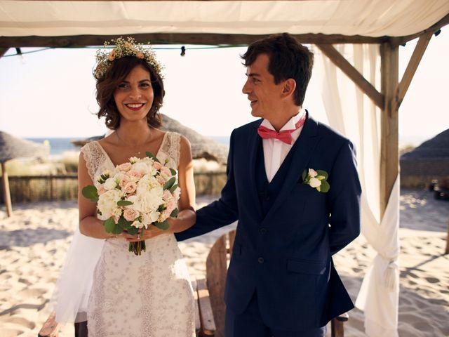 O casamento de Benoit e Kheira em Costa de Caparica, Almada 14
