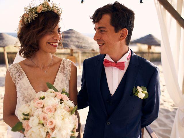 O casamento de Benoit e Kheira em Costa de Caparica, Almada 16