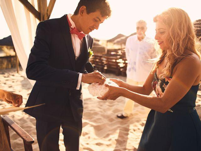 O casamento de Benoit e Kheira em Costa de Caparica, Almada 17