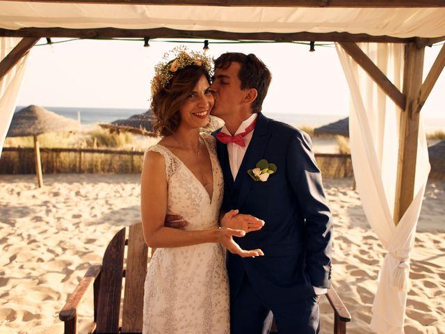O casamento de Benoit e Kheira em Costa de Caparica, Almada 18