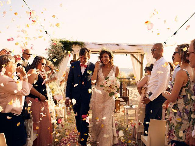 O casamento de Benoit e Kheira em Costa de Caparica, Almada 19