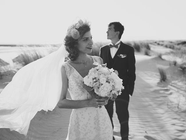 O casamento de Benoit e Kheira em Costa de Caparica, Almada 21