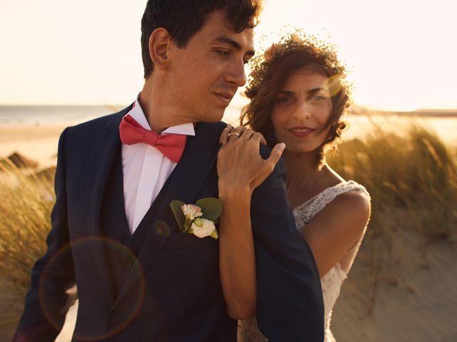 O casamento de Benoit e Kheira em Costa de Caparica, Almada 1