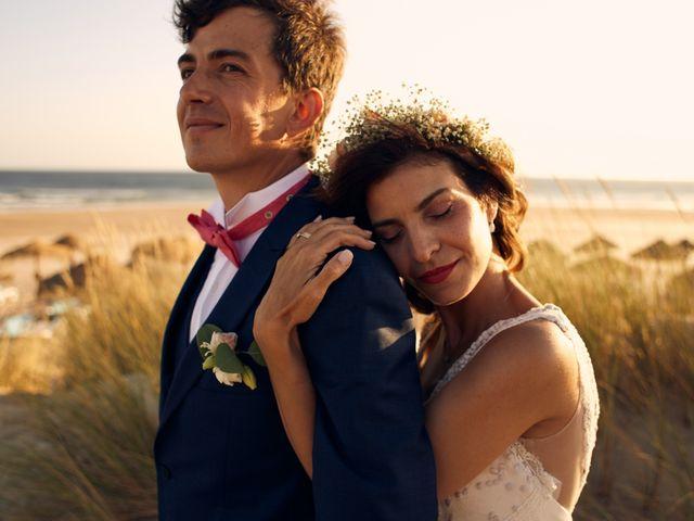 O casamento de Benoit e Kheira em Costa de Caparica, Almada 22