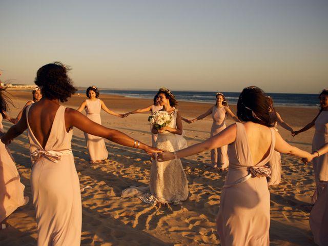 O casamento de Benoit e Kheira em Costa de Caparica, Almada 26