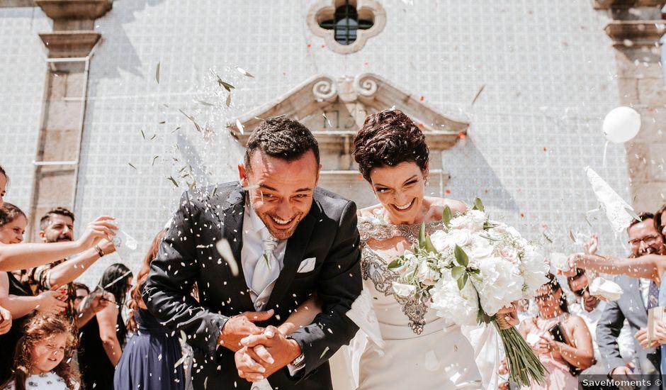 O casamento de Bruno e Rosa em Vila Nova de Famalicão, Vila Nova de Famalicão