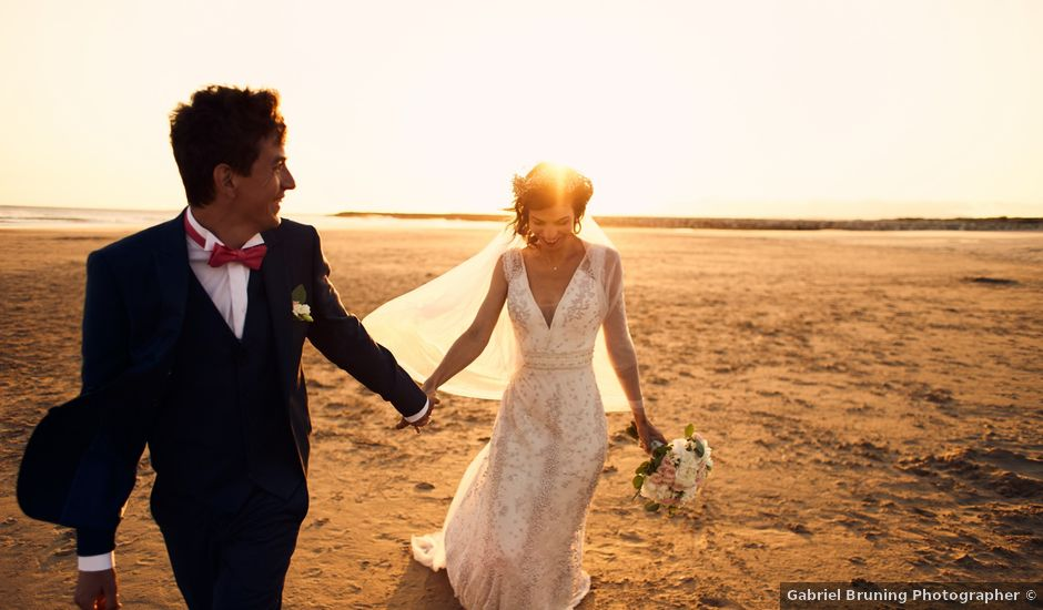 O casamento de Benoit e Kheira em Costa de Caparica, Almada