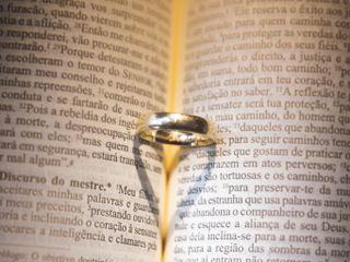 O casamento de Laiane e Bruno 1