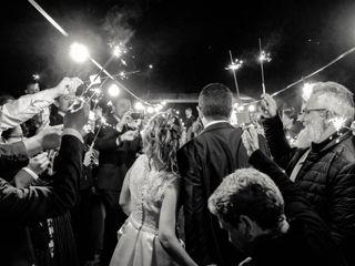 O casamento de Céline e Paulo