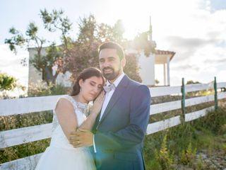 O casamento de Joana e Luís