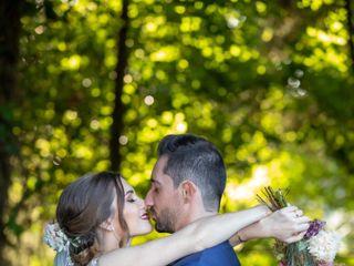 O casamento de Carina e César 2