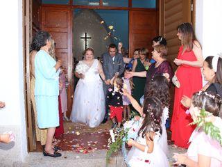 O casamento de Vanda e Nuno
