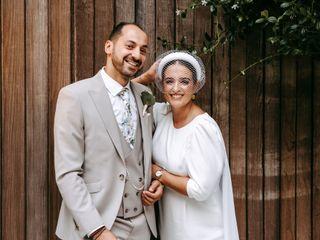 O casamento de Bibiana e Telmo