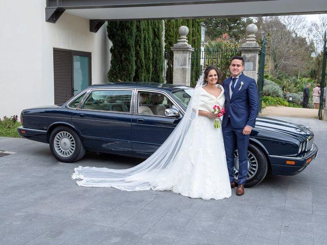 O casamento de David e Ana em Oeiras, Oeiras 16